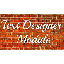 Text Designer Demo