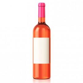 Bouteille de vin personnalisable