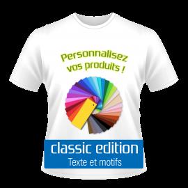 Configurateur visuel Classic Edition