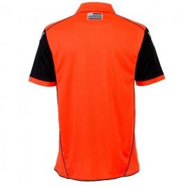 T-shirt rouge personnalisé