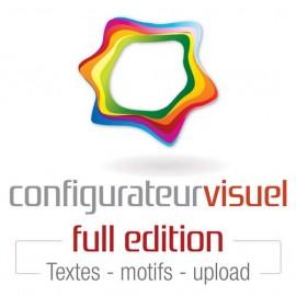 Mise à jour Configurateur visuel Pro vers Full