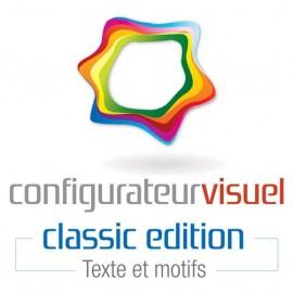 Mise à jour LIGHT vers CLASSIC Configurateur visuel