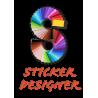 Sticker Designer HTML5