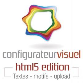 Configurateur visuel HTML Edition