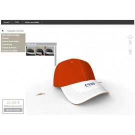 Configurateur visuel 3D