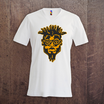 T-shirt colorisable